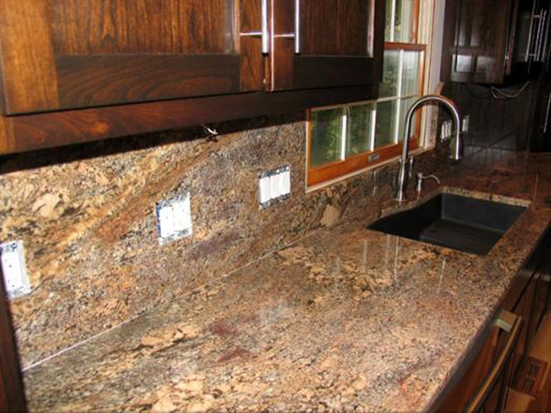 Granite With Backsplash Model Best Raleigh Granite Backsplashes  Granite Countertops Raleigh Nc Inspiration Design