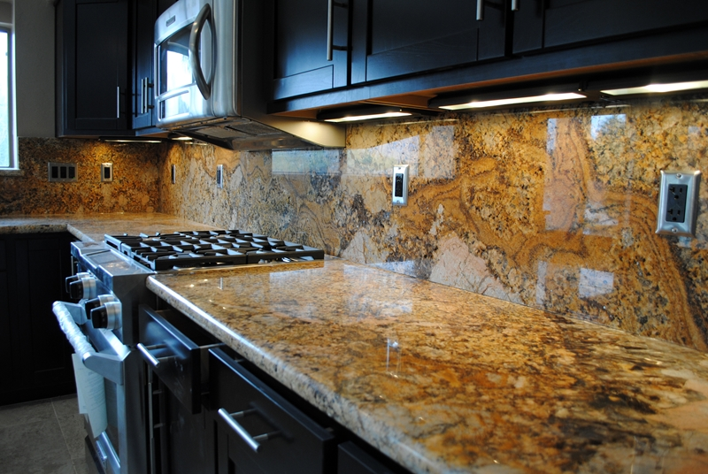 Raleigh Granite Backsplashes | Granite Countertops Raleigh, NC on Granite Countertops With Backsplash  id=64971