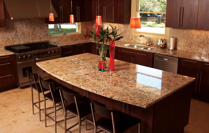 Raleigh Granite Backsplashes | Granite Countertops Raleigh, NC on Granite Countertops With Backsplash  id=93857