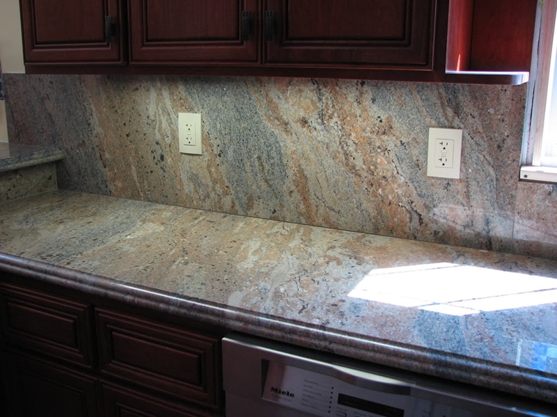 Raleigh Granite Backsplashes | Granite Countertops Raleigh, NC on Granite Countertops With Backsplash  id=90048