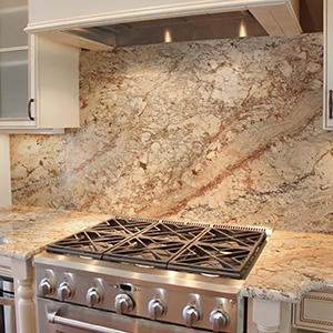 Raleigh Granite Backsplashes | Granite Countertops Raleigh, NC on Granite Countertops With Backsplash  id=30795